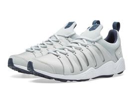 Nike Men's Air Zoom Spirimic, Grey Low Cut Sneakers Running Shoes 881983... - $54.99