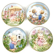 Ruth J Morehead Danbury Mint Collector Plate Blessed Are Ye Babies & Pets U Pick - $19.25