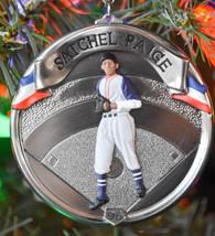 Hallmark - Satchel Paige Legendary Pitcher - Cleveland Indians - Ornament - $5.95