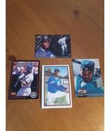 Ken Griffey Jr Baseball Trading Cards Lot Of 4~Rookie Card - $5.93