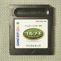 King of Golf (Nintendo Game Boy Color GBC, 1999) Japan Import - $3.93 CAD