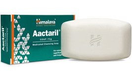 2x Aactaril SOAP Medicated cleansing soap for bacterial &fungal skin inf... - $16.82