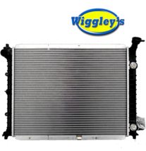 RADIATOR FO3010110 FITS 91-02 FORD ESCORT MERCURY TRACER A/T 4CY 1.8/1.9/2.0L image 1