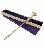 Newest High Quality HP Metal Core Lord Voldemort Magical Wand With Gift ... - $28.88
