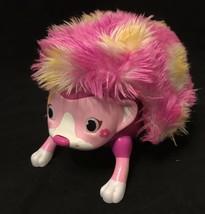 Zoomer Hedgies Hedgiez Tumbler Interactive Hedgehog Pet Lights Sounds Tumbles - $11.88