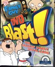 Family Guy DVD Blast Video/Trivia Game - $6.50