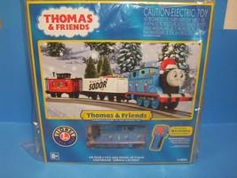 Lionel Thomas & Friends Christmas Lionchief Remote Control Train Set 6-83512 New - $144.95