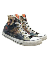 CONVERSE DC Comics SUPERMAN Whole Graphic High Top Sneakers W 7 / M 5 - $78.20