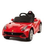 Best Ride On Cars Ferrari F12 Battery Powered Riding Toy - $373.99