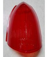 Red Stop & Turn Signal lens Upper 54572490 Fits MG 61-66 NIB 184-730 USA... - $4.39