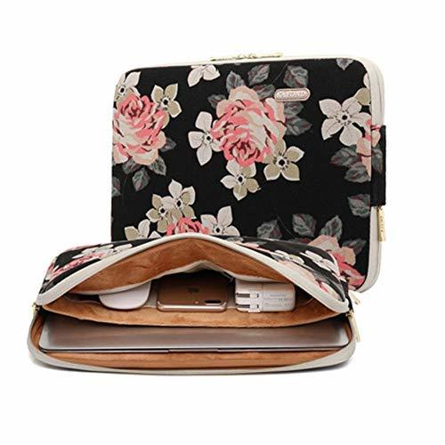 Computer Canvas Briefcase 15 Inches Laptop Sleeve Great Gift Fashion Laptop Bag - $29.13