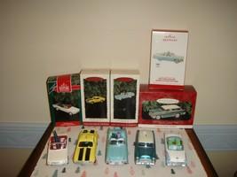 Hallmark 92, 94, 95, 99, 13 American Classic Cars Series 2, 4, 5, 9, 23 ... - $67.99