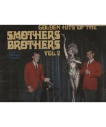 Golden Hits of the Smothers Brothers Vol. 2 Mercury Records SR-61089 / M... - $1.67