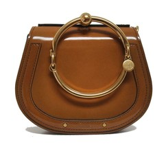 New $2K Chloe Small Nile Leather Clutch Crossbody Bag - $1,566.04