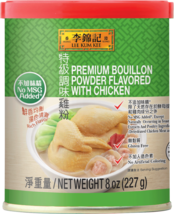 Lee Kum Kee Premium Bouillon Powder Flavored with Chicken 8 oz ( Pack of 4 ) - $36.22