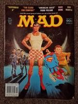Vintage Mad Magazine October 1981 - $7.39