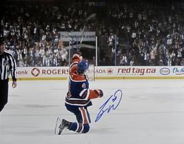 Taylor Hall Hand Signed Autographed 11x14 Photo w/COA Edmonton Oilers - $49.99