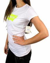 NEW NWT LEVI'S WOMEN'S PREMIUM CLASSIC GRAPHIC COTTON T-SHIRT SHIRT TEE WHITE image 3