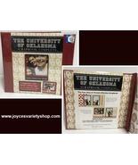 University of Oklahoma Complete Scrapbook Fast Easy Collegiate Licensed - $10.99