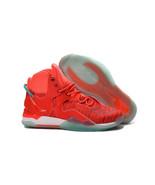 Men's D Rose 7 Shoes Derrick Rose Red Basketball Shoe - $88.99