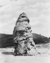 Liberty Cap at Mammoth Hot Springs in Yellowstone National Park 1909 Photo Print - $7.05+