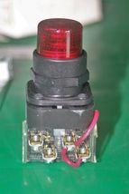 Allen Bradley 30MM Bulletin Pilot Light 800H-QRTH2R image 3
