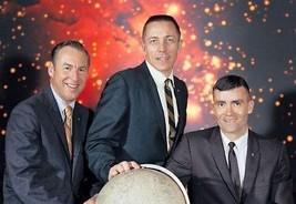 Apollo 13 flight crew - $7.18
