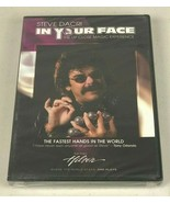 Magic of Steve Dacri In Your Face Up Close Magic DVD Hilton NEW SEALED R... - $19.89