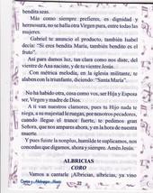 Cantos y Alabanzas a Maria Santisima image 3