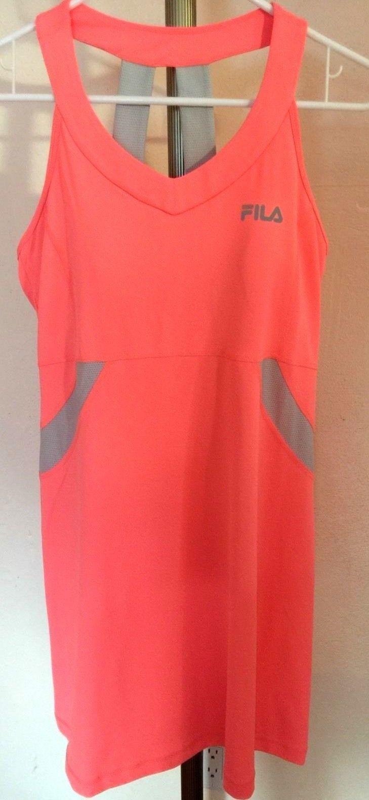 eda717490cd Fila Sport Performance Tennis Dress and 50 similar items. S l1600