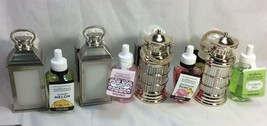 Bath Body Works Wallflower Plug With Light And Refill. Select One from Variety. - $17.10