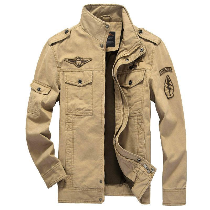 High Quality Winter Army Jeans Jacket for sale  USA