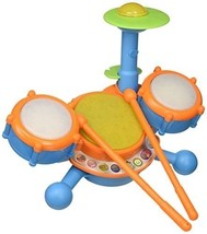 Toys Gift Play VTech Kid's iBeats Drum Set (Frustration Free Packaging)  - $30.54