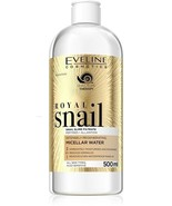 Eveline Royal Snail Micellar Water Cleanser Intensively Regenerating 3in... - $11.75