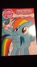 MY LITTLE PONY Rainbow Dash Pegasus Coloring Activity Book - $6.00