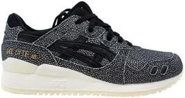 Asics Gel Lyte III 3 Black/Black HL7E5 9090 Women's Size 8 - $120.00