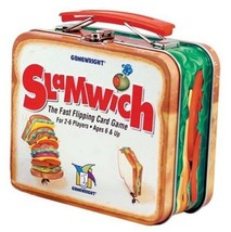 Slamwich Collector's Edition Tin Kids Lunch Box - $17.22