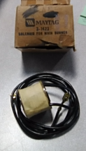 Maytag Genuine Factory Part #301423 Solenoid for Main Burner - $28.99