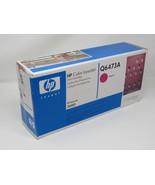 HP Print Cartridge Q6473A Color LaserJet Magenta Genuine/OEM 502A - $44.88