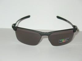 Oakley Carbon Blade Matte Carbon Frame Prizm Daily Polarized Sunglasses  - $295.00