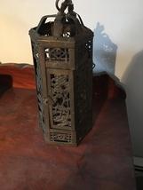 Vintage Asian / Oriental Hanging Pagoda Lantern... - $500.00