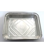 ISRAEL 10 KOSHER BBQ OUTDOOR DISPOSABLE ALUMINIUM FOIL FOOD CONTAINERS 8... - $7.49
