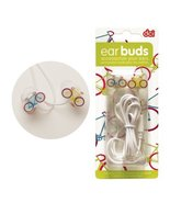 Earbuds - Bicycle - $4.55