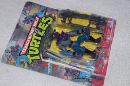 Playmates TMNT Teenage Mutant Ninja Turtles 1990 Foot Soldier Unpunched ... - $115.00