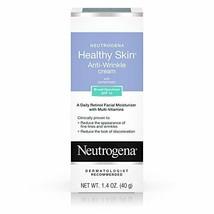 Neutrogena Healthy Skin Anti Wrinkle Cream With SPF 15, 1.4 oz - $10.39