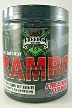 Freedom Pharma 110% American Rambo Pre-Workout, 28 Servings - Freedom Fl... - $44.95