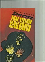 Sin City That Yellow Bastard book 6 plus Daredevil #1 and #3 Frank Miller Comics - $7.91
