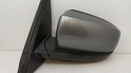 2007-2010 Bmw X5 Driver Left Side View Power Door Mirror Grey 73508 - $262.84