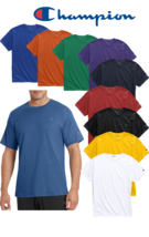 New Authentic Champion Men's Short Sleeves Classic Jersey Tee T0223 - $10.95