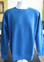 Ouray Sportswear Benchmark Crew Sweatshirt Men's Sz L Soft Fleece Long S... - $28.71